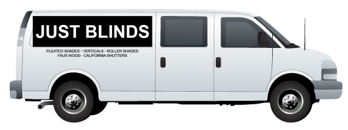 Just Blinds Delivery and Installation